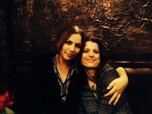 Armanda Dos Santos & Joyce Villaume-Le Don